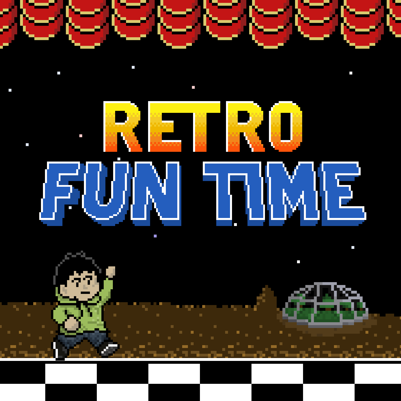 Retro Fun Time